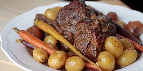 Prairie Pot Roast