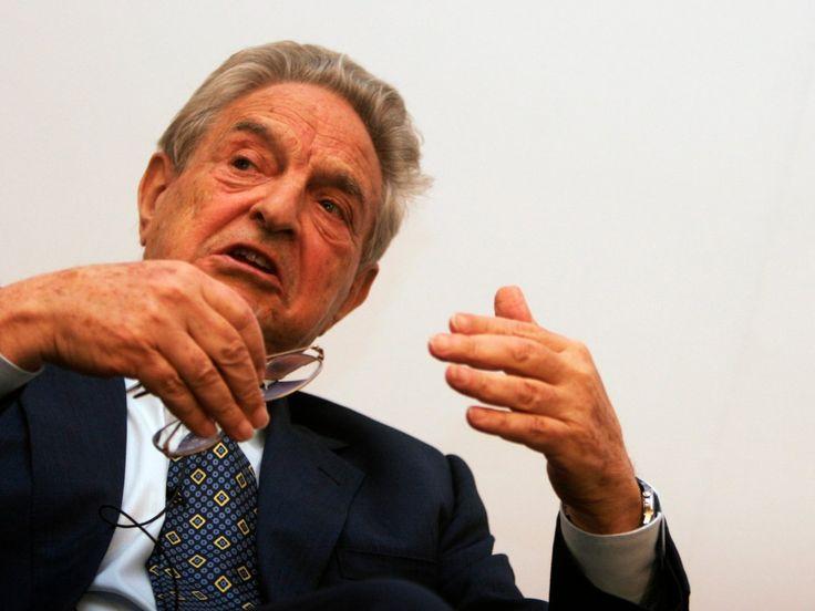 17. George Soros