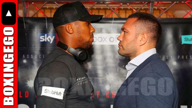 Showtime gets Anthony Joshua NEXT FIGHT! SHOWTIME BOXING BEATING HBO BOX...