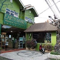 Earth Cafe #organic #market in #seminyak #bali - #organicmarket #organicbali #indonesiaorganic #organicproduce #rawfoodbali