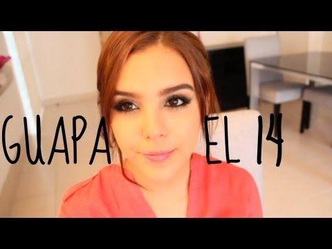 PERFECTA EL 14 DE FEBRERO♥ (MAQUILLAJE) #4 -Yuya - YouTube