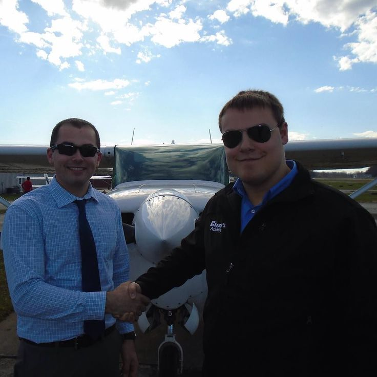 Clayton Lulay earned his Single-Engine Commercial pilot certificate on December 2 2017. With his Commercial pilot certificate Clayton is now approved by the Federal Aviation Administration to fly aircraft for compensation. Clayton is enrolled in the Aviation Technology: Professional Pilot Program at the University of Cincinnati Clermont College. The laboratory portion of the Professional Pilot Program is taught by Sportys Academy at the Clermont County Airport in Batavia Ohio.  Clayton is…