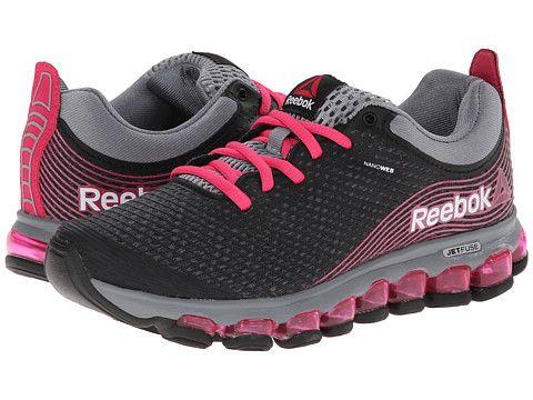 Reebok Z Jet Graphite/Pink Fusion/Flat Grey/Black - 6pm.com