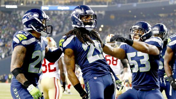 Seattle Seahawks secondary, Richard Sherman can be beaten by ...