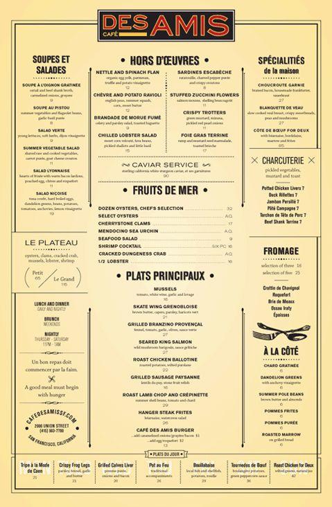 Café des Amis by Jonathan Caplan