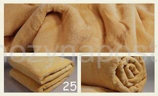 Mikrovlákno deka 160x210 v pískové barvě