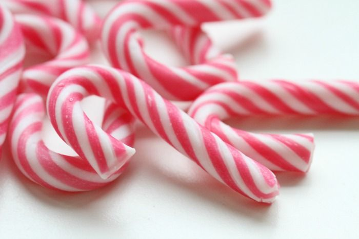 Pretty Candy Canes
