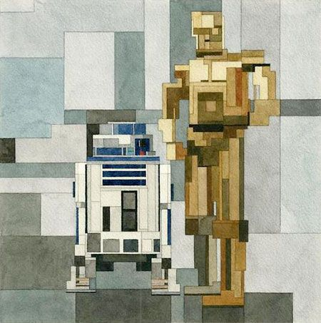 how to get into pixel art