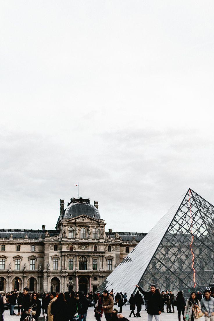 FOR THE HONEYMOON || Le Louvre || NOVELA BRIDE...where the modern romantics play & plan the most stylish weddings...www.novelabride.com @novelabride #jointheclique