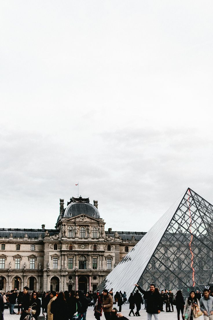 FOR THE HONEYMOON || Le Louvre || NOVELA BRIDE...where the modern romantics play & plan the most stylish weddings...www.novelabride.com @novelabride #jointheclique