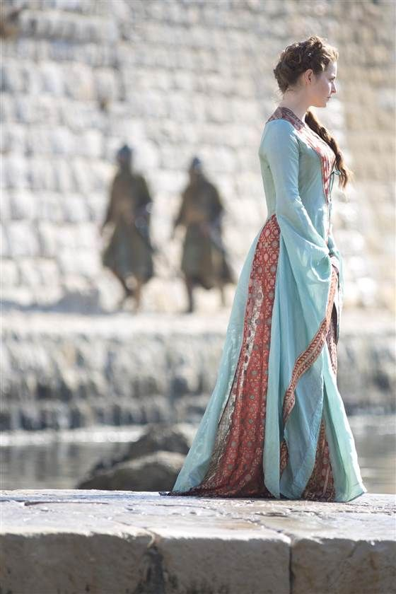 """British actress Esme Bianco plays Ros in """"Game of Thrones."""""""
