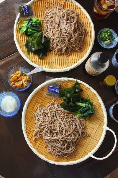 なめこおろし蕎麦・・・昼餉 by きばなさん | レシピブログ - 料理 ...