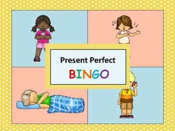 This product includes 24 Bingo Boards and Bingo Call Cards.  Students will learn irregular past participles and have fun doing it.