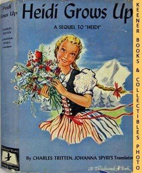 heidi grows up book