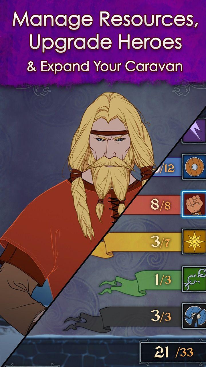 Banner Saga Viking Strategy Tactics RPG Best Indie