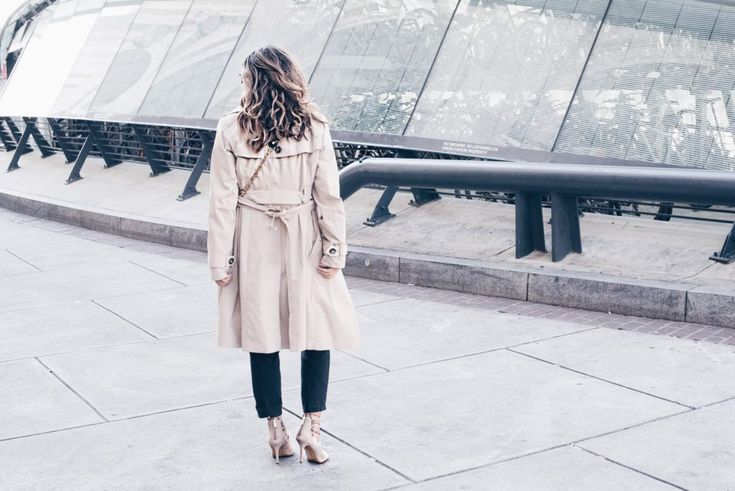 Fall Staples: The Trench Coat
