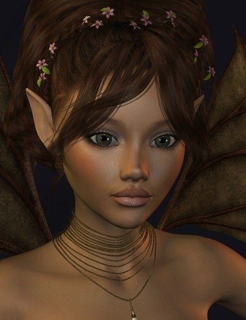 Art elfe fée érotique lutins troll