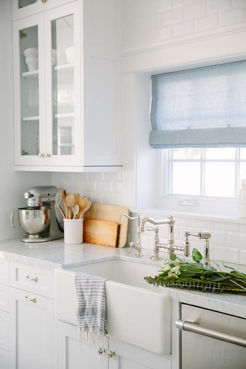 White Kitchen Tiles Uk photo - 5