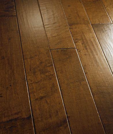 Artisan Hand-Carved Engineered Hardwood Flooring - California Classics San Diego…