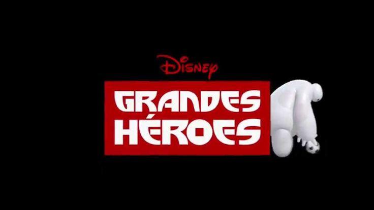 Grandes Héroes de los creadores de Frozen: Una Aventura Congelada y Ralp...