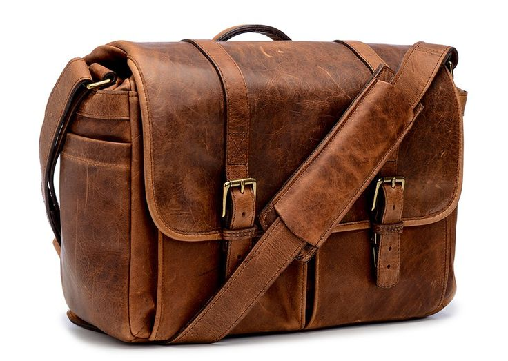 ONA   The Leather Brixton - Antique Cognac - Camera and laptop messenger bag-- I WANT!!!!!!
