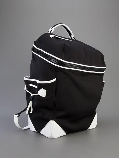 ALEXANDER WANG - monochrome rucksack
