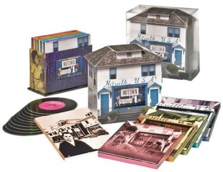 HITSVILLE U.S.A. MOTOWN COLLECTION BOX SET. If you want to customize a DVD packaging  sc 1 st  Pinterest & 49 best CD Box Sets images on Pinterest | Box sets Design ... Aboutintivar.Com