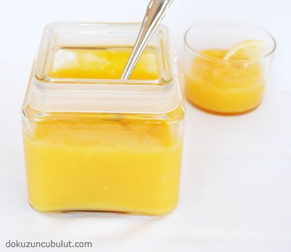 Limon kreması (limon loru)