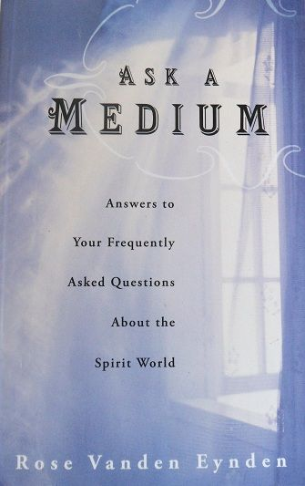 ENERGIES AND INSIGHT BOOK:- Ask a Medium