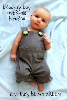 sew easy being green: Boy Clothes-- Brooksy-boy Overalls!- very cute and basic. I could make it minimalistically girlified :)