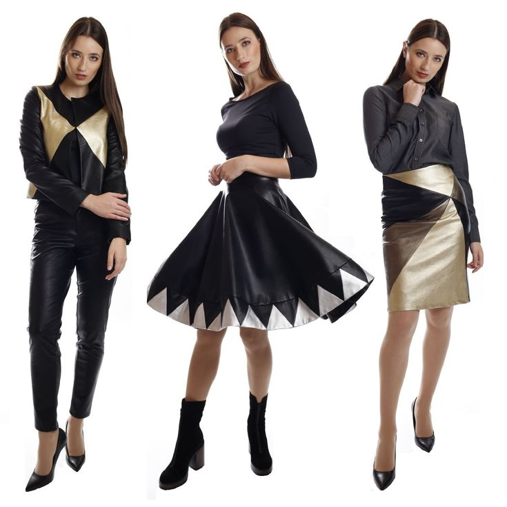 Leather pants, jacket, skirts muza-shop.com
