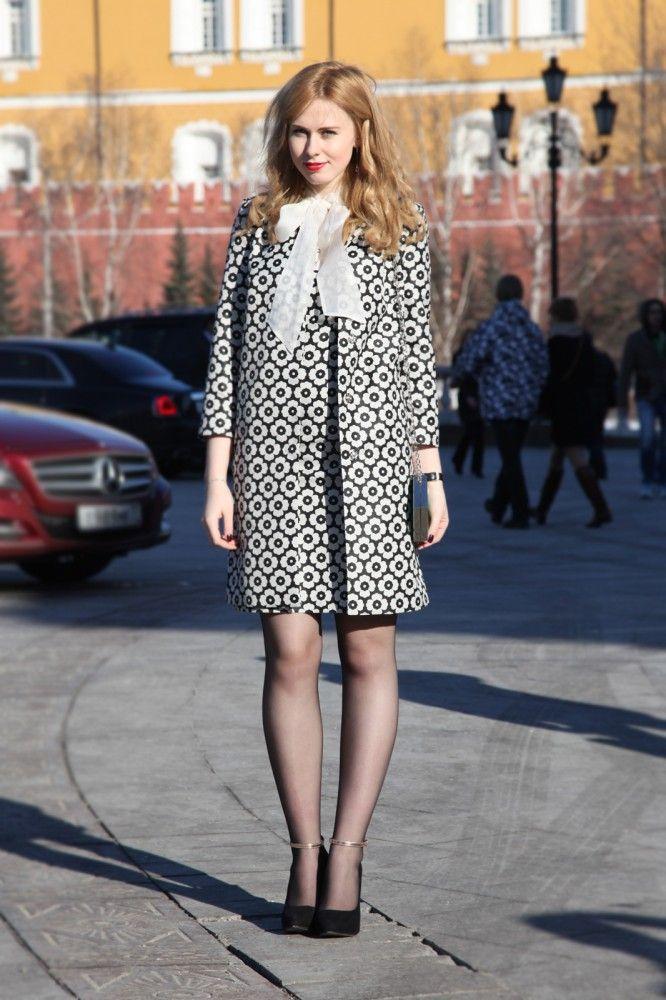 Russian Street Style- Mercedes-Benz Fashion Week Russia