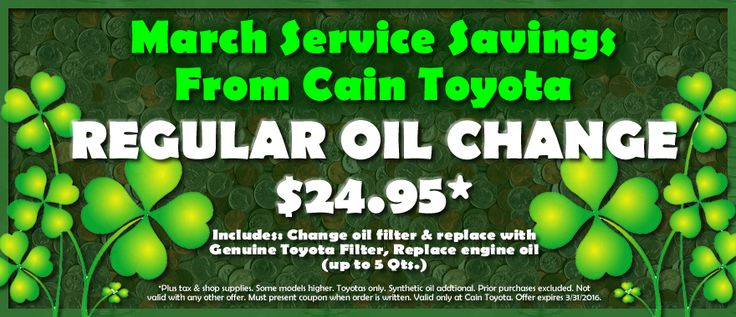toyota oil change coupons hattiesburg ms