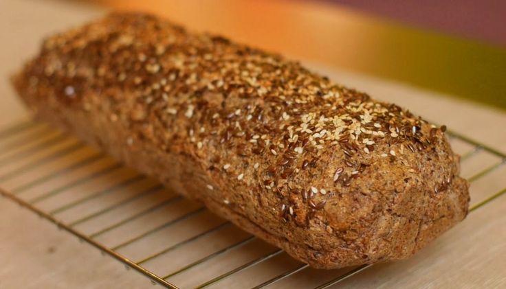 Az eddigi legfinomabb paleo kenyér