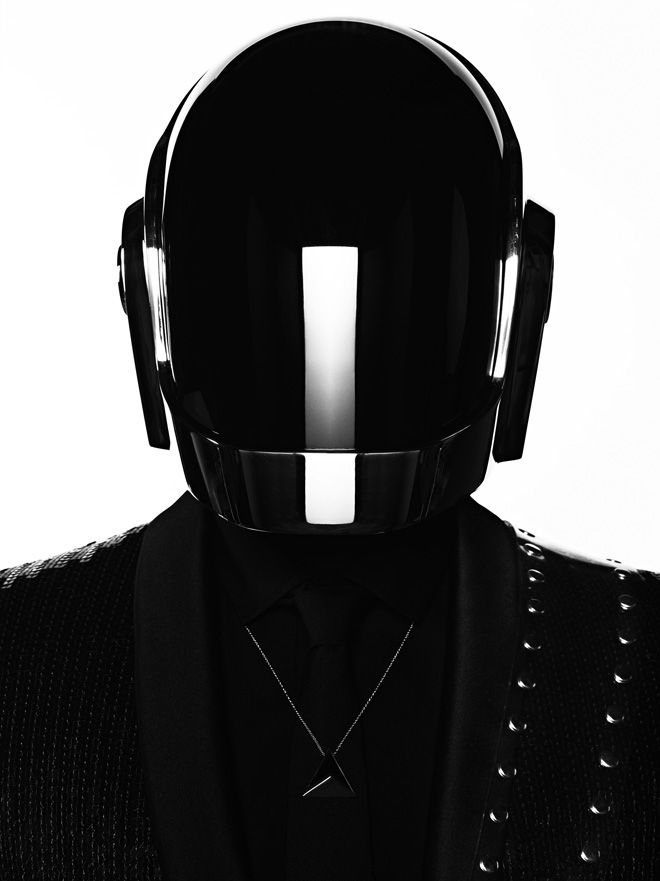 Saint Laurent by Hedi Slimane X Daft Punk