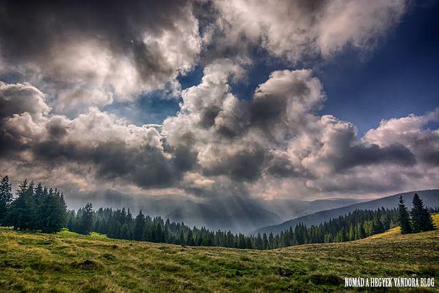Nomád a hegyek vándora - természetjáró és túrafotós blog: Tündérek, sárkányok és…