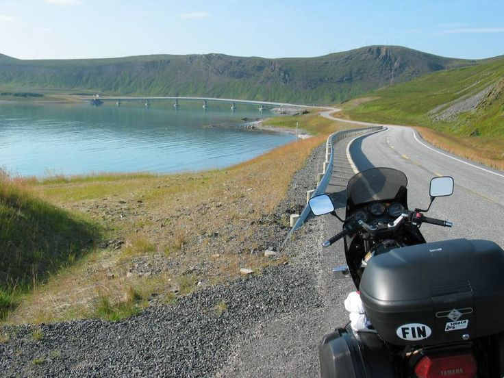 On the way to Nordkapp