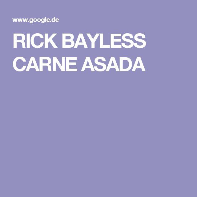 RICK BAYLESS CARNE ASADA