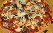 Do you make your own pizzas or do you mainly buy them?