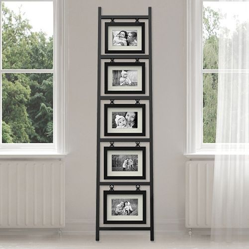 Harbortown 5-Opening Ladder Picture Frame Collage | For ...