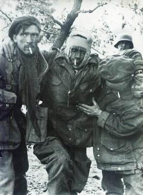 British captured during Operation Market Garden - Arnhem