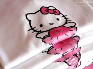 shirts: Kitty Birthday, Style, Aniyah Hello, Alyssa Party, Hello Kitty Party Inspiration, Birthday Party Ideas, Ballerina Party, Birthday Ideas