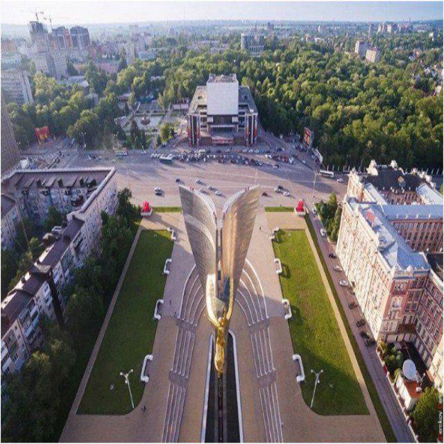 #ростовнадону #россия #город #рнд #дон #театральнаяплощадь