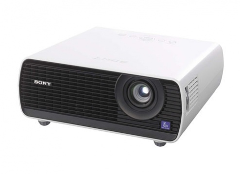 The  VPL-EX100 is an Excellent choice for Education or Business, are designed to deliver a low total cost of ownership, and include eco-friendly features, thanks to a long-lasting lamp design and low power consumption. www.saatvikcommunication.com