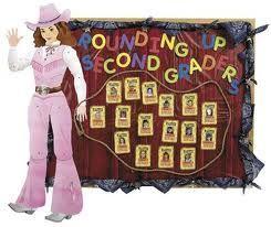cowboy bulletin board ideas - Google Search