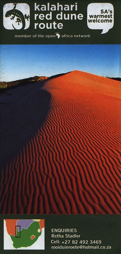 https://flic.kr/p/HRM93q | Kalahari red dune route; 2013_1, Northern Cape, South Africa