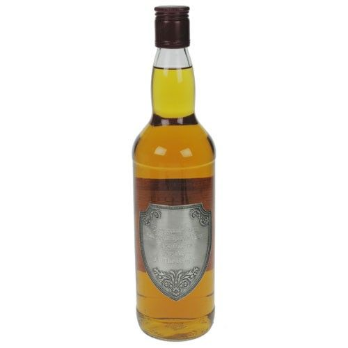 Blended Scotch Whisky with Engraved Pewter Label  from Personalised Gifts Shop - ONLY £44.99