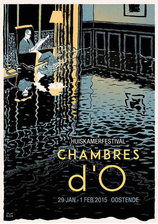 CHAMBRES d'O on Behance