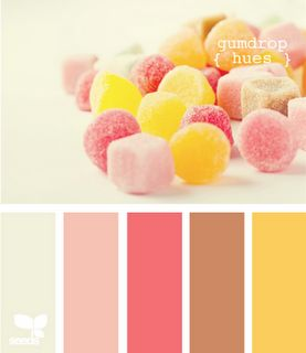 gumdrop hues by design seeds color palette scheme theme design