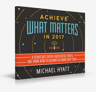 you reed book: Achieve What Matters in 2017